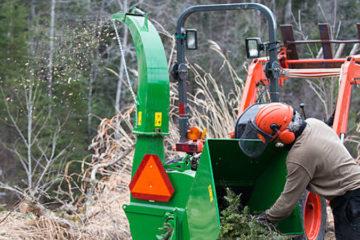 Timber Shredding